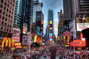 Times Square, Manhattan